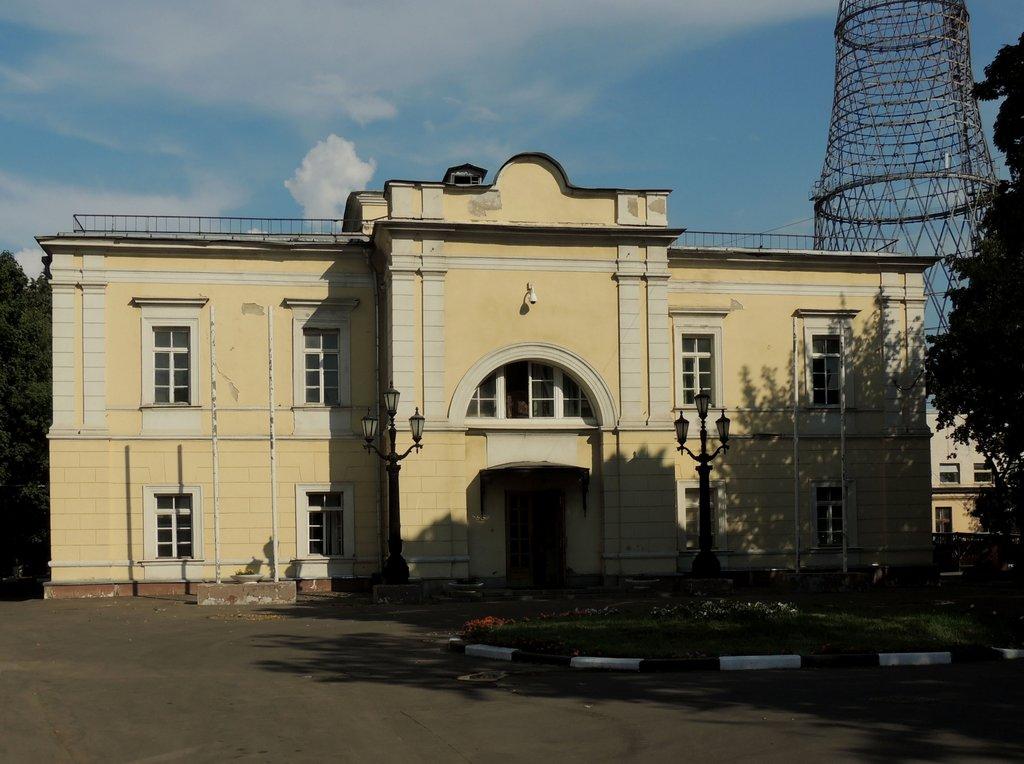 достопримечательность — Шуховская башня — Москва, фото №1