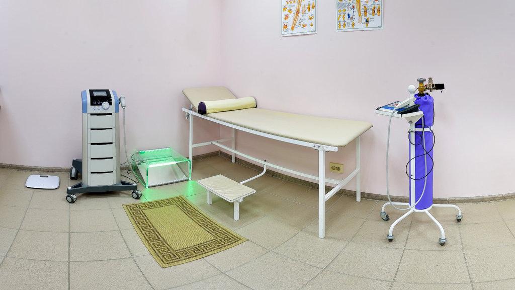медцентр, клиника — Медицинский центр Альфа Технологии — Новосибирск, фото №2