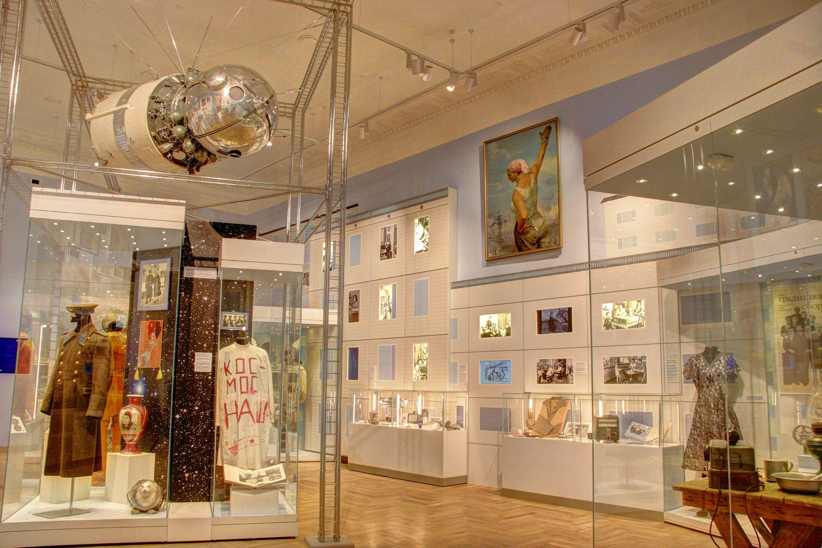 «Государственный центральный музей современной истории России» фото 6