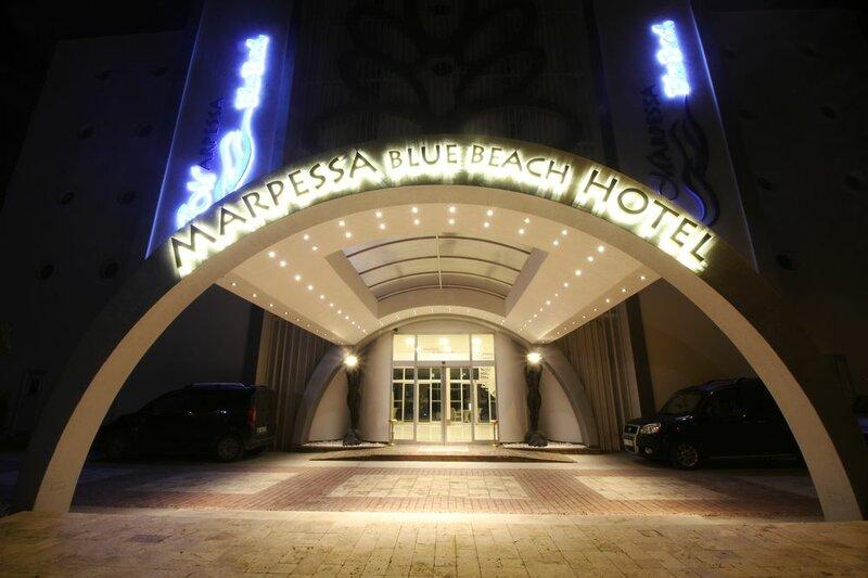 Marpessa Blue Beach Resort & SPA Hotel
