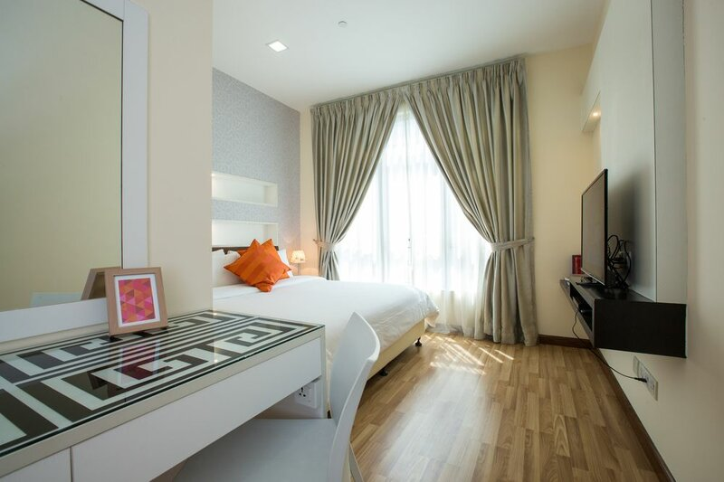 Cybersquare 22 Quiet and Comfy Double Room Cyberjaya, Flexihome-MY