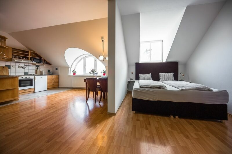 Penzion and Apartments Jacob