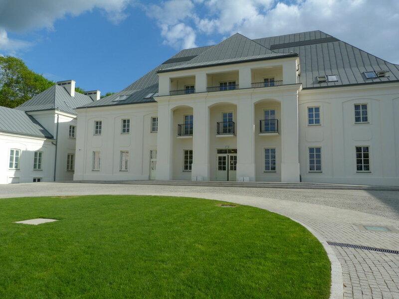 Zamek Biskupi Janów Podlaski