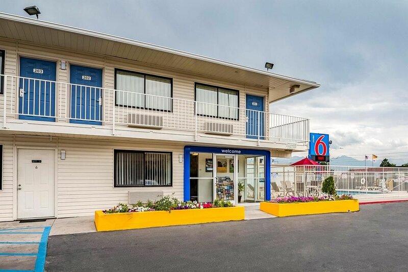 Motel 6 Salt Lake City, Ut - West - Airport
