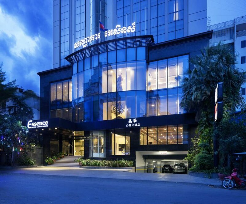 Essence Hotel-Phnom Penh