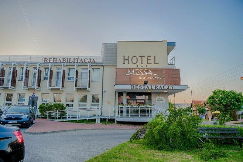 Dom Kuracyjny Hotel Messa