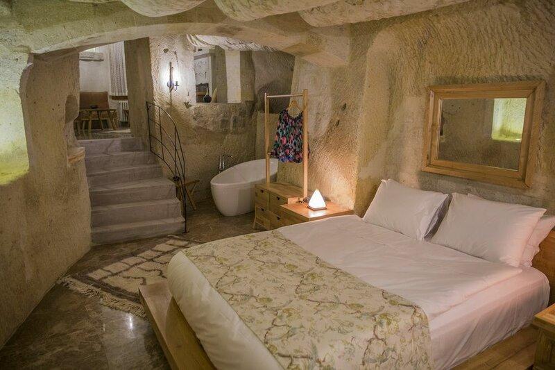 Отель Agarta Cave