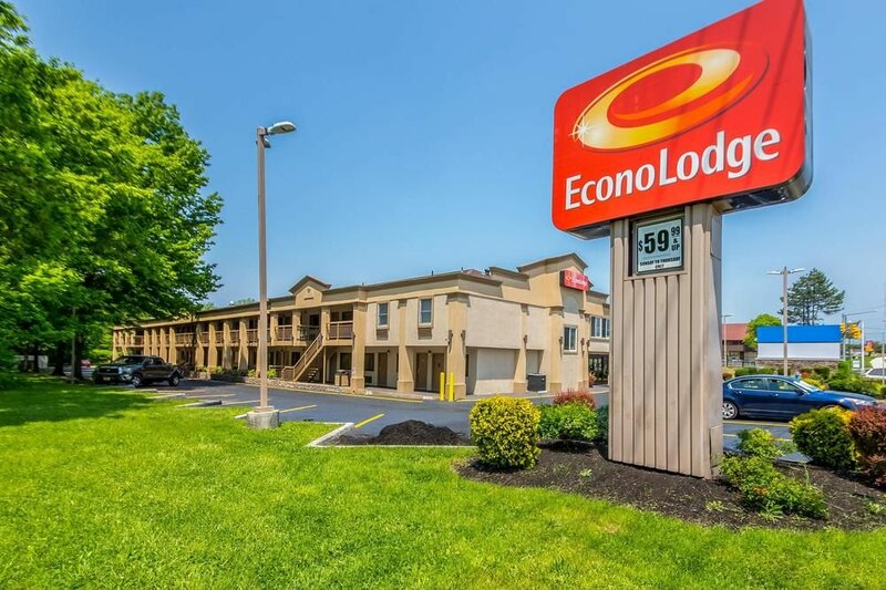 Econo Lodge Mt Laurel