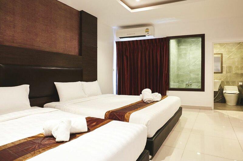 Tribe Hotel Pattaya