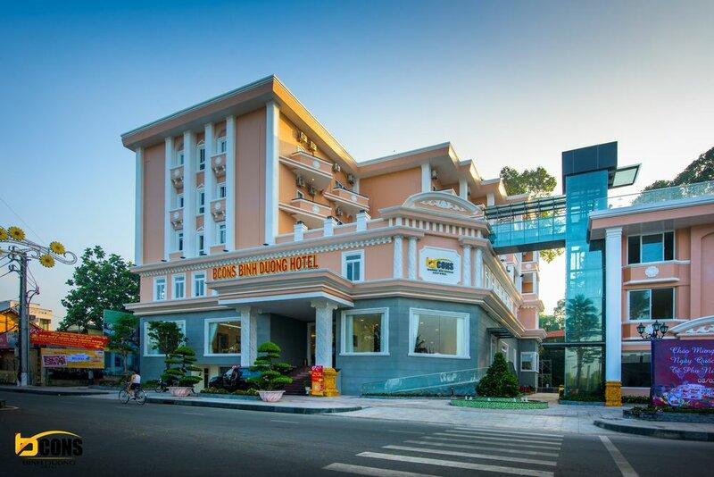 Bcons Hotel Binh Duong