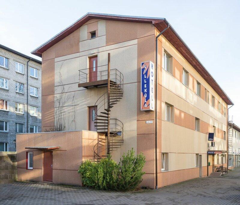 Гостиница Lilleküla Hotel