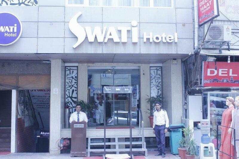 Swati Hotel Karol Bagh