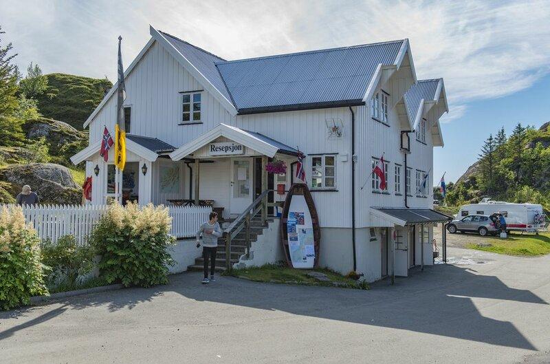 Sandvika Fjord & Sjøhus Camping