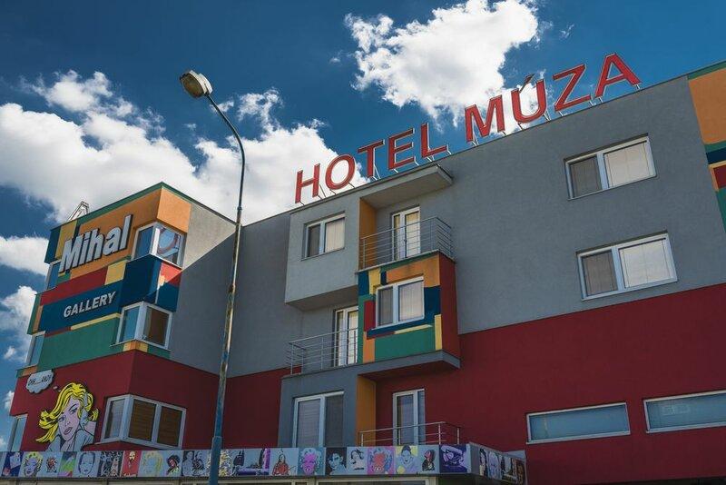Garni Hotel Múza