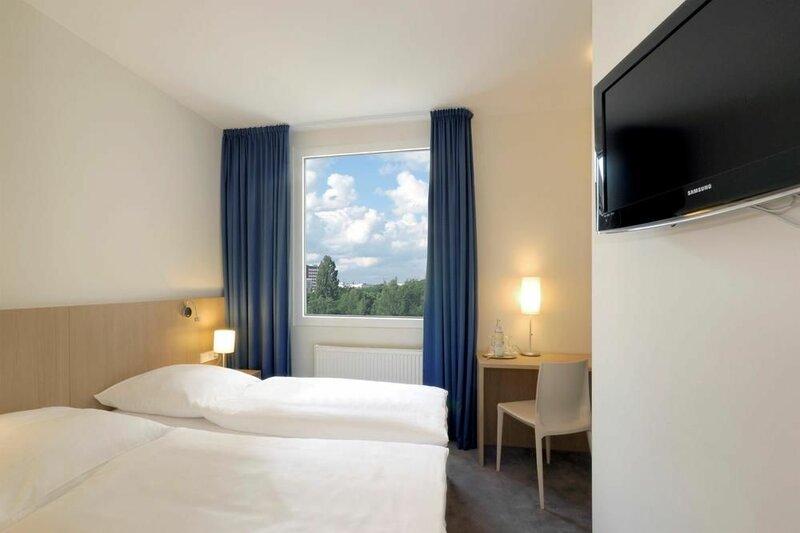 Hotel Berlin-Mitte Campanile