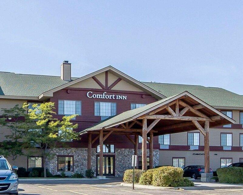 Comfort Inn Owatonna near Medical Center