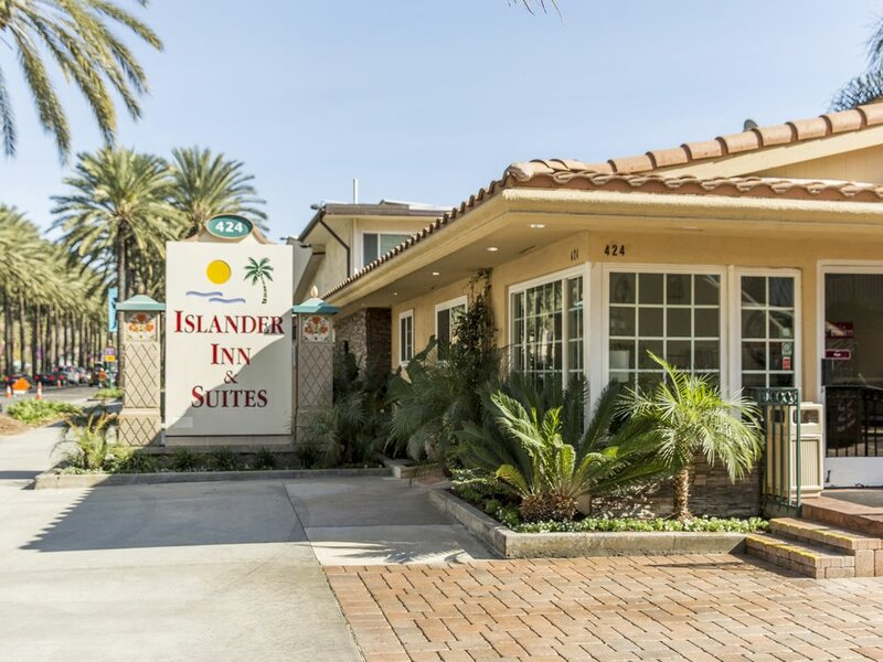 Anaheim Islander Inn And Suites
