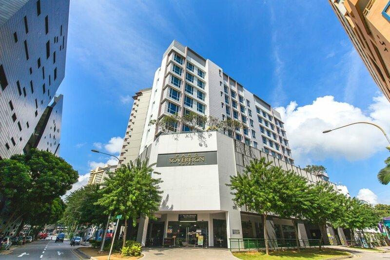 Parc Sovereign Hotel – Albert St