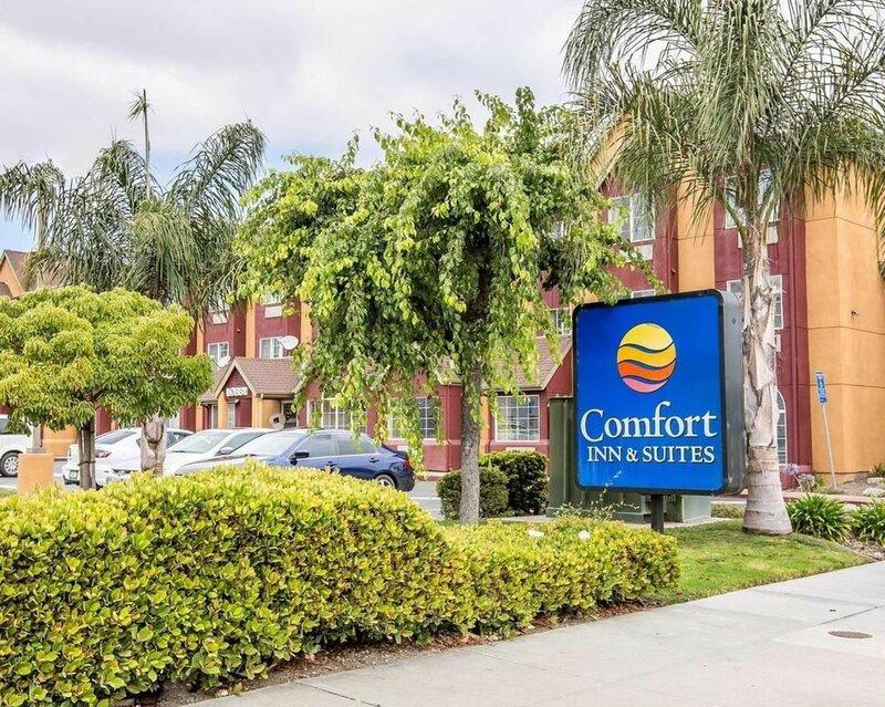 Comfort Inn & Suites of Salinas