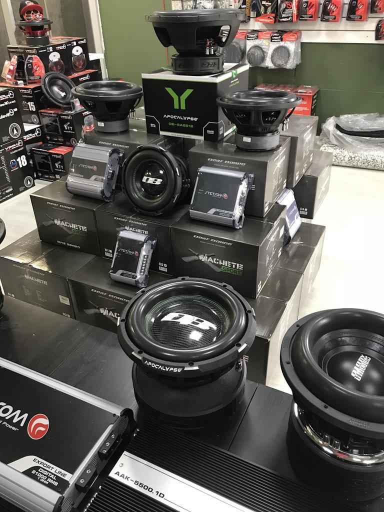 Сабвуферный динамик Sundown Audio E-12 V3 в интернет-магазине ... | 1024x768