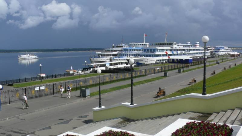 Площадь новочебоксарск речной порт фото