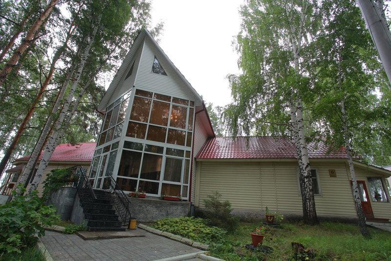 ЭКО-отель Исеть