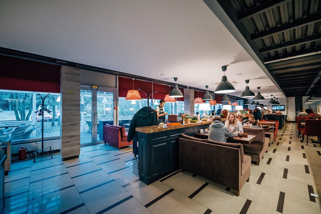 restaurant — TOKYO-CITY — Saint Petersburg, photo 2