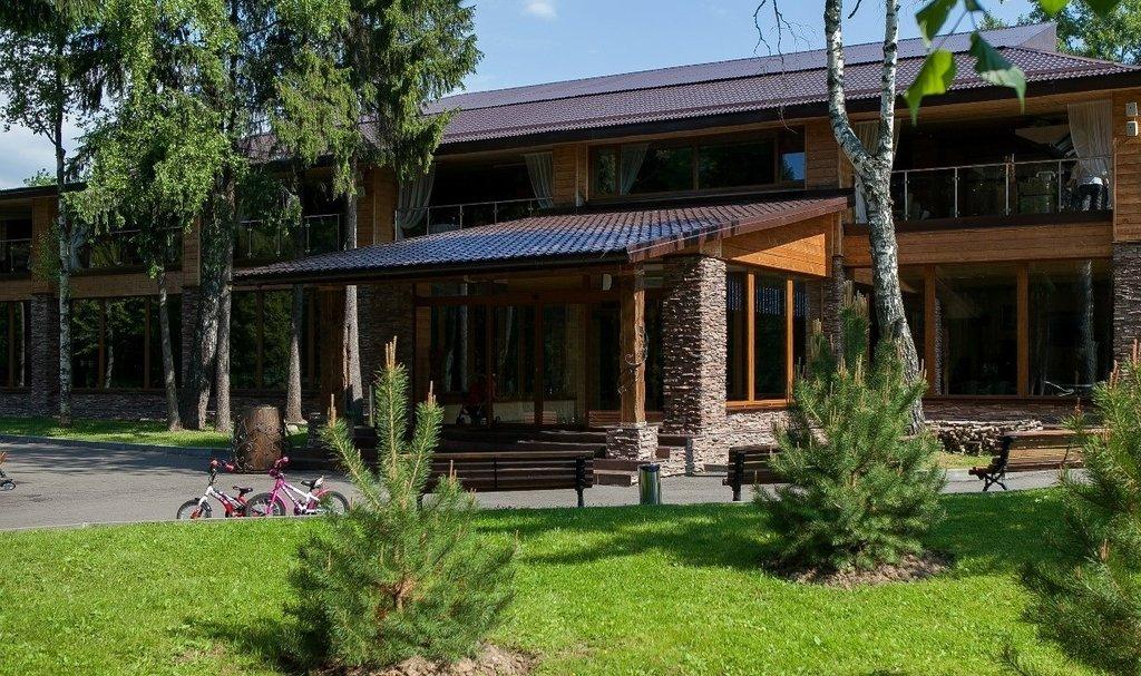 гостиница — Солнечный — деревня Дулепово, фото №10