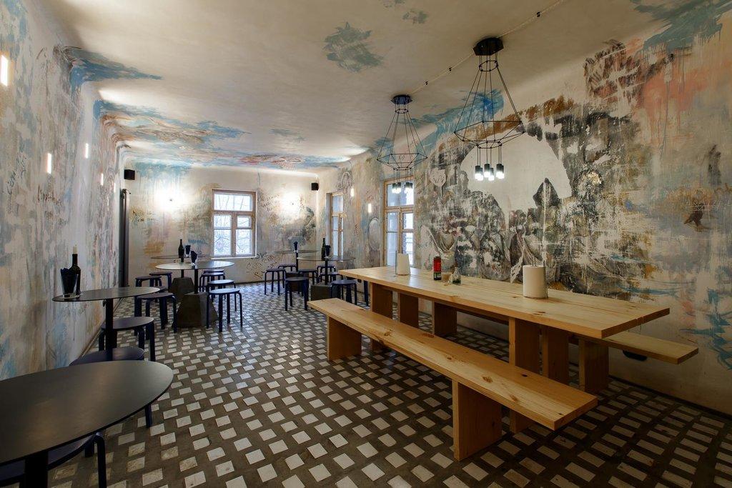 pizzeria — Camorra — Saint Petersburg, фото №1