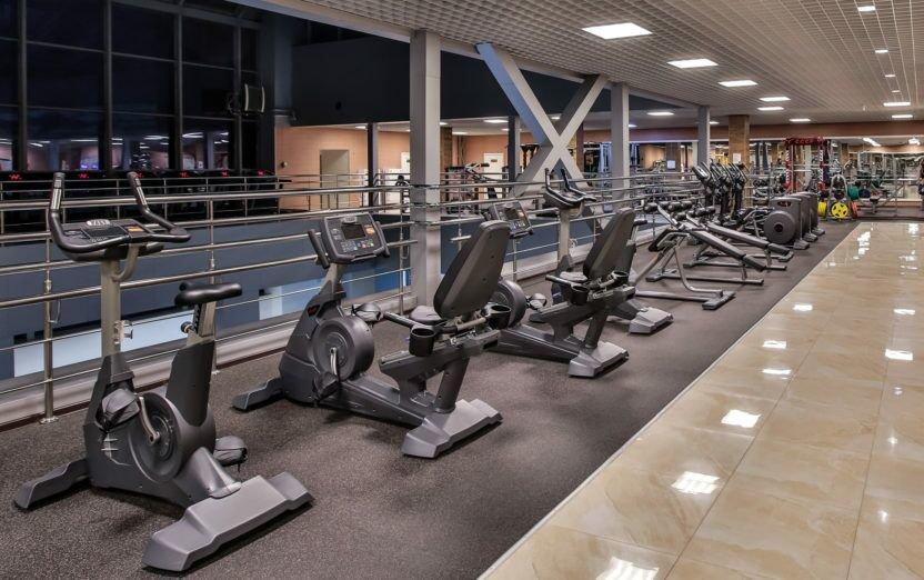 fitness club — Fitness Sssr — Moscow, фото №5