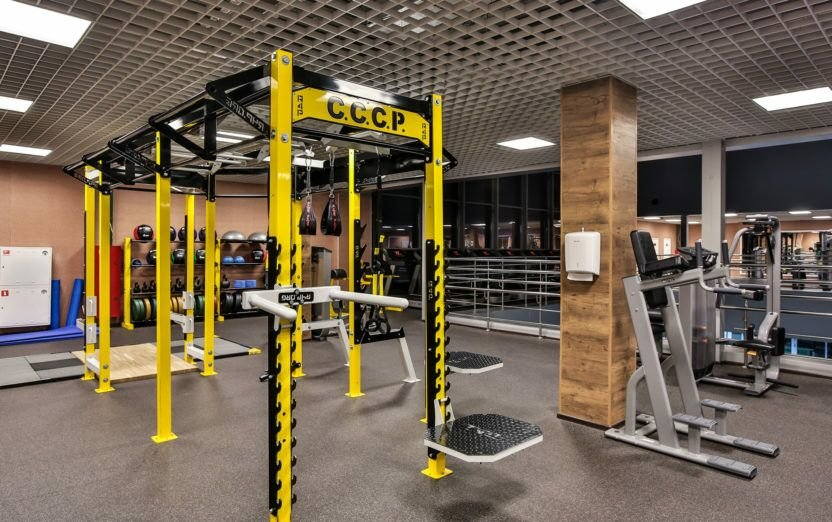 fitness club — Fitness Sssr — Moscow, фото №7