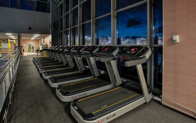 fitness club — Fitness Sssr — Moscow, фото №8