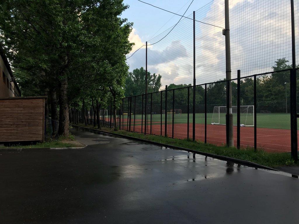 sports activity location — Футбольное поле — Moscow, фото №5