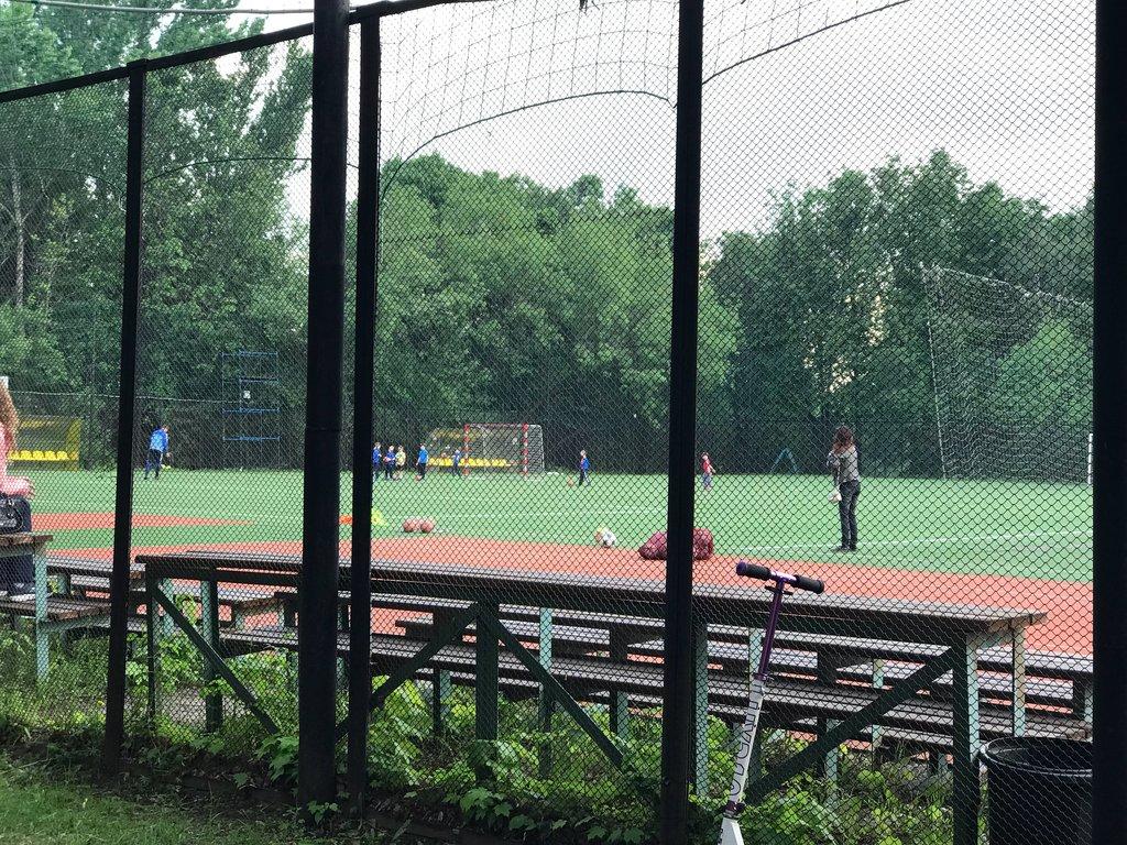 sports activity location — Футбольное поле — Moscow, фото №3