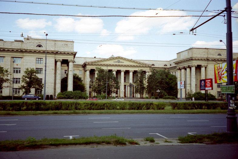 Московский автодорожный институт фотографии