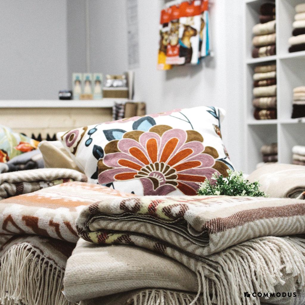 магазин постельных принадлежностей — Магазинчик домашнего уюта Commodus — Пермь, фото №2