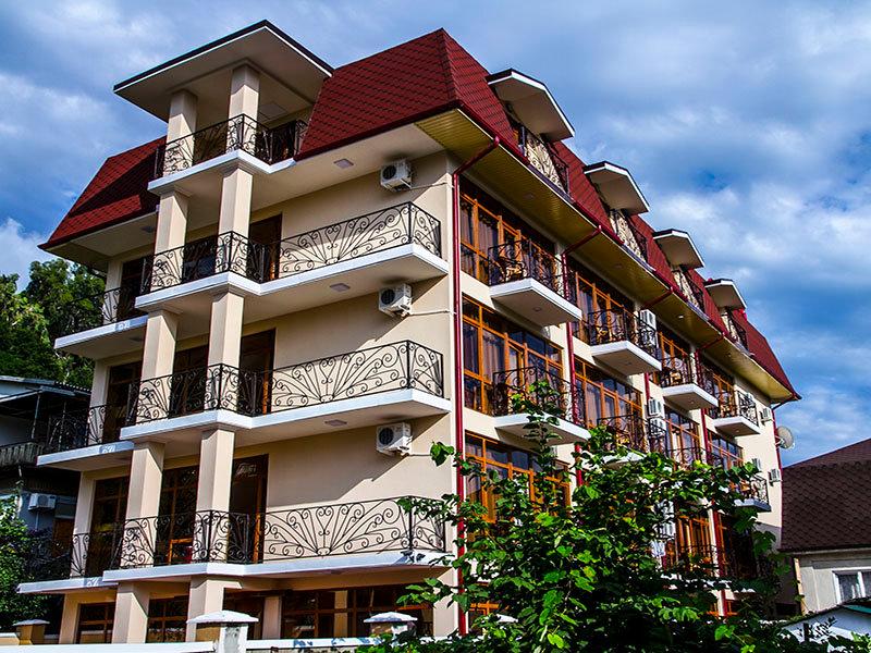 Отель Арда