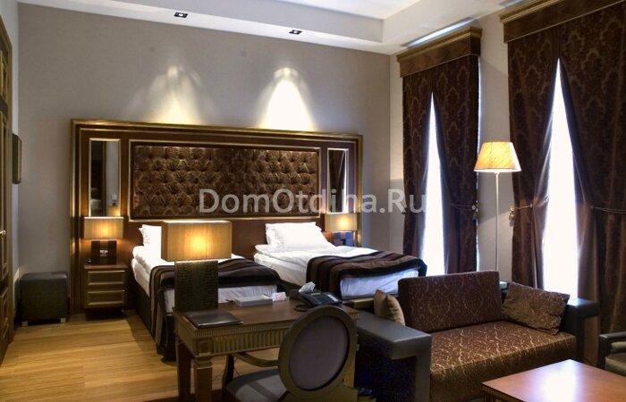 Бутик-отель Sultan Inn