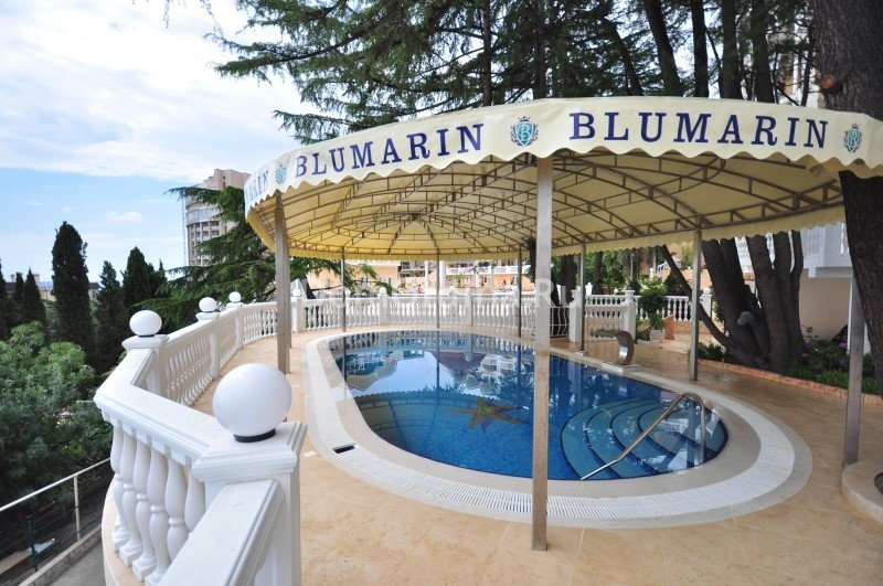 Отель Блюмарин