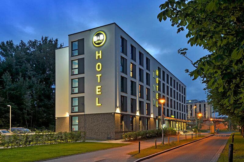 B&b Hotel Konstanz