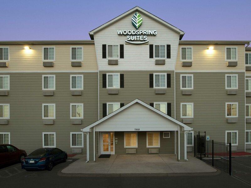 Woodspring Suites San Antonio South