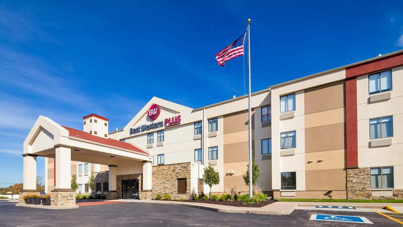 Best Western Plus Lee's Summit Hotel & Suites
