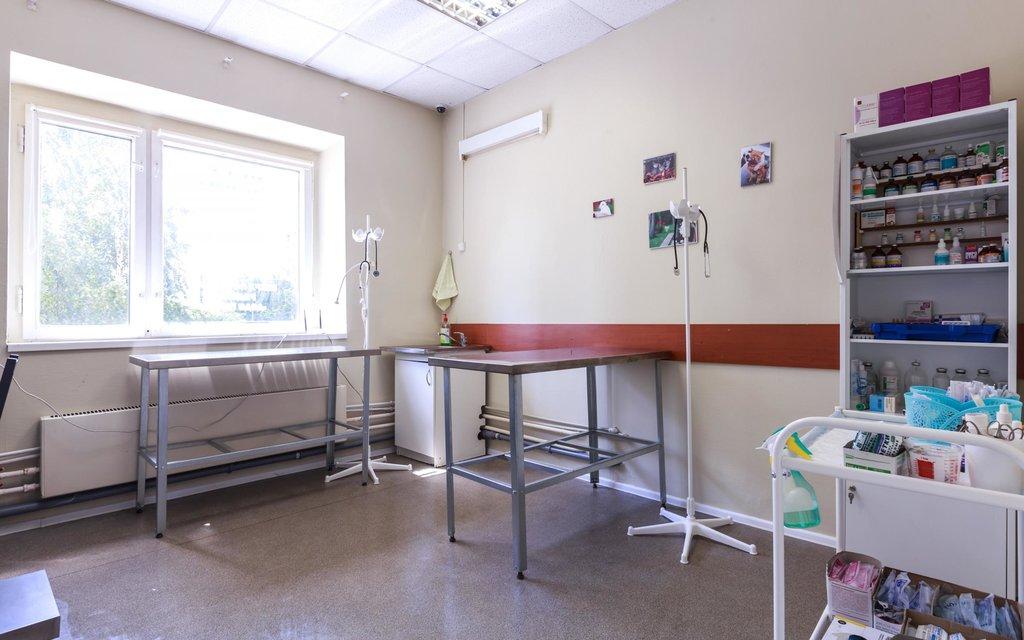 ветеринарная клиника — Гос-Вет — Москва, фото №9