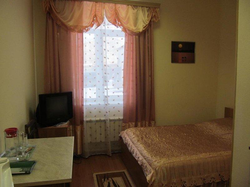 Hostel on Ulitsa Nechaeva