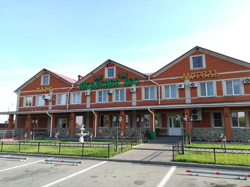 Мотель Медведев лес