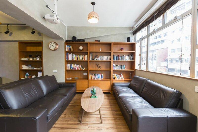 Check Inn Hk - Hostel