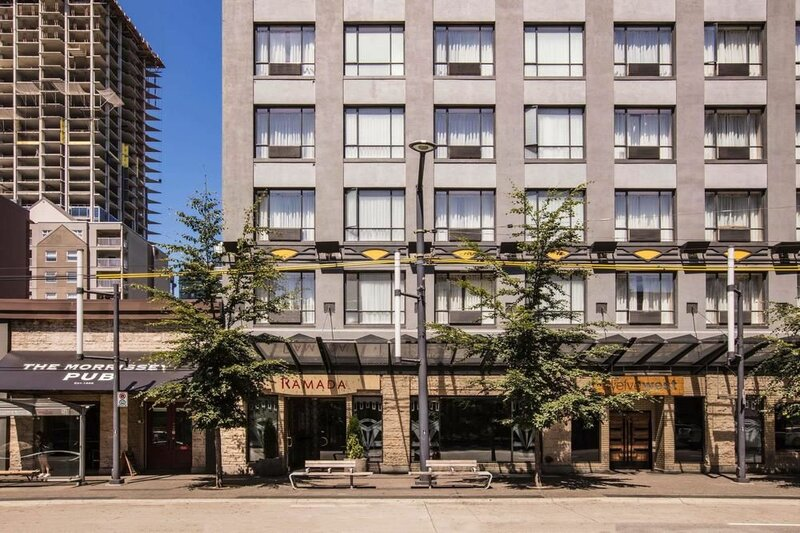 Ramada by Wyndham Vancouver Downtown
