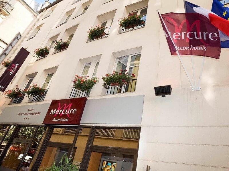 Mercure Paris Gare de l'Est Magenta
