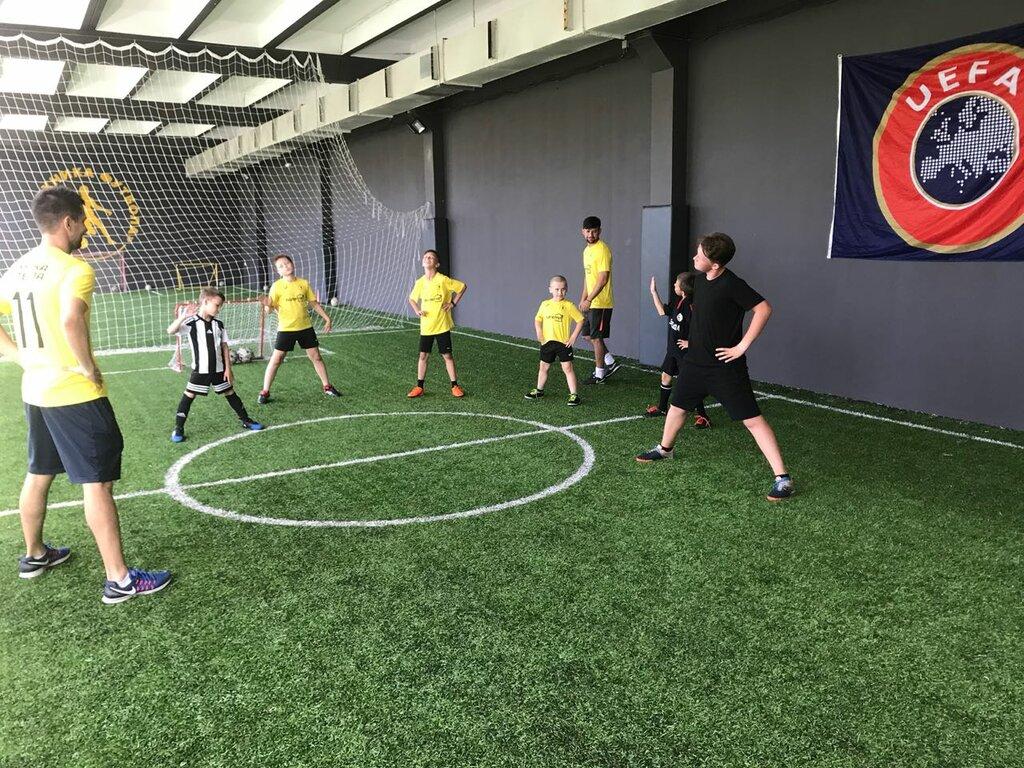 sports school — Техника Футбола — Moscow, фото №2