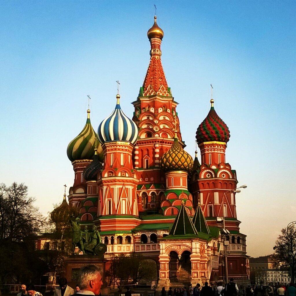 музей — Собор Покрова Пресвятой Богородицы что на Рву — Москва, фото №3